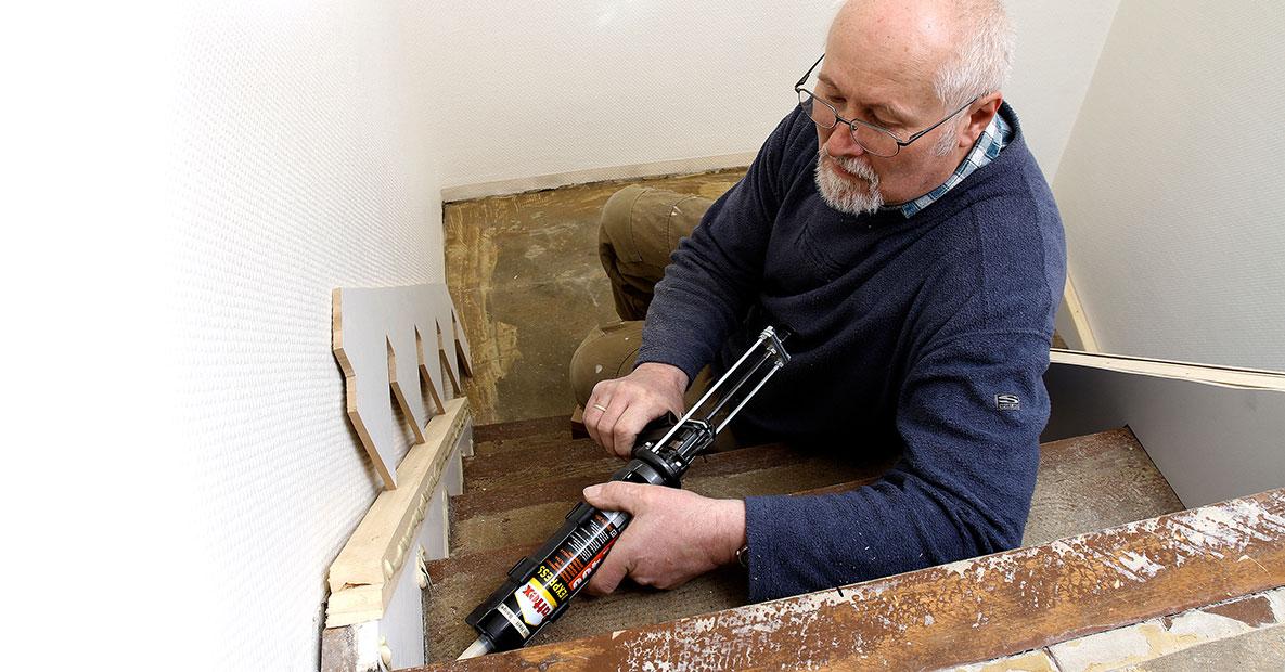 Start   jowi holz innenausbau gmbh   dauerhafte treppenrenovierung