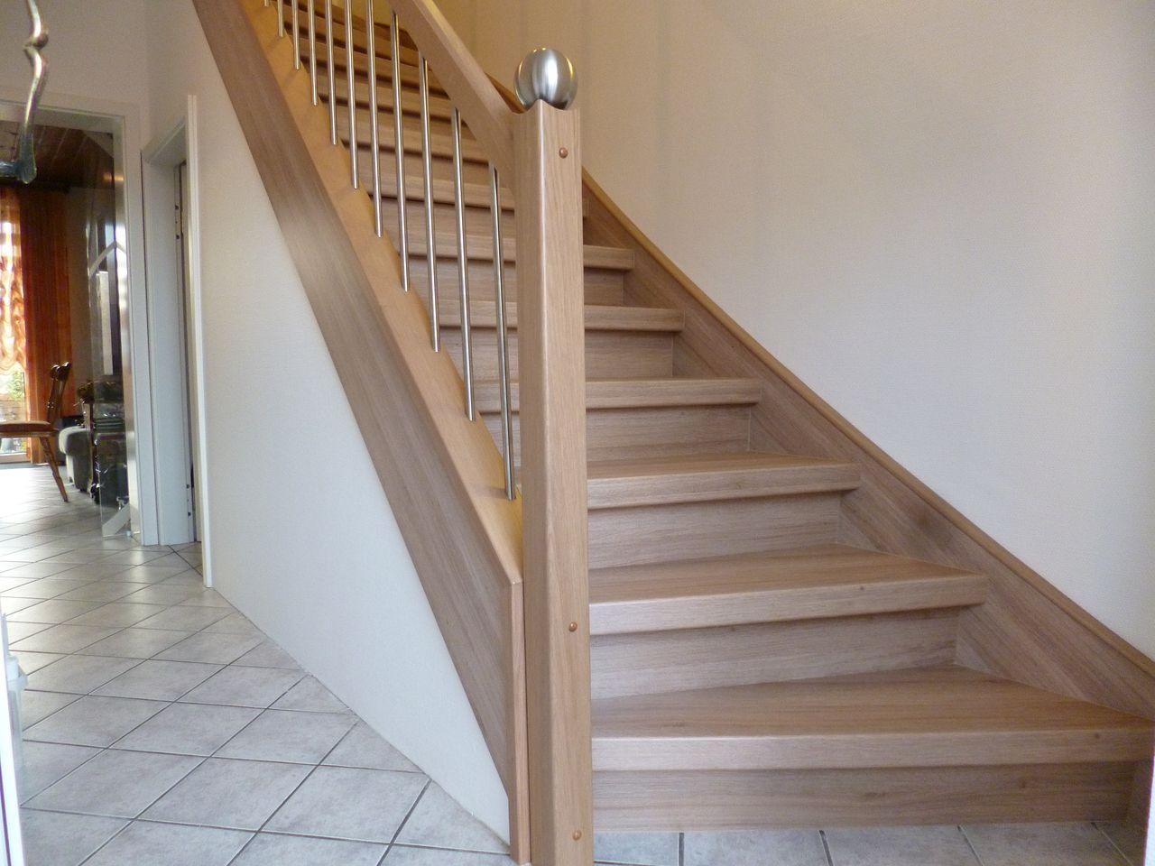 abriebfester laminat jowi holz innenausbau gmbh dauerhafte treppenrenovierung. Black Bedroom Furniture Sets. Home Design Ideas