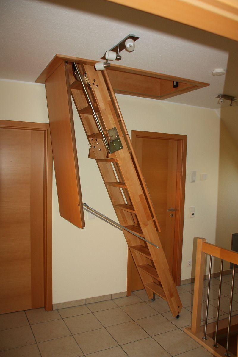 Elda Dachbodentreppe Jowi Holz Innenausbau Gmbh Dauerhafte